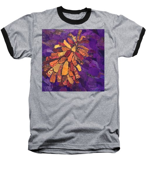 The Pinecone Baseball T-Shirt