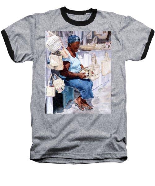 The Plait Lady Baseball T-Shirt