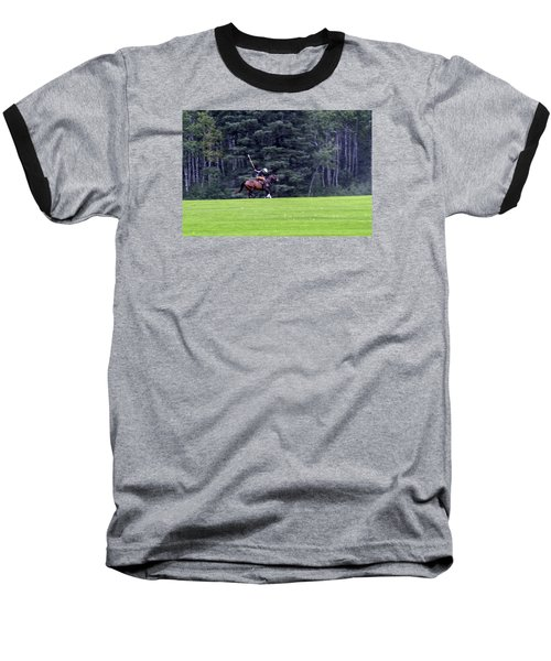 The Player Baseball T-Shirt by Keith Armstrong