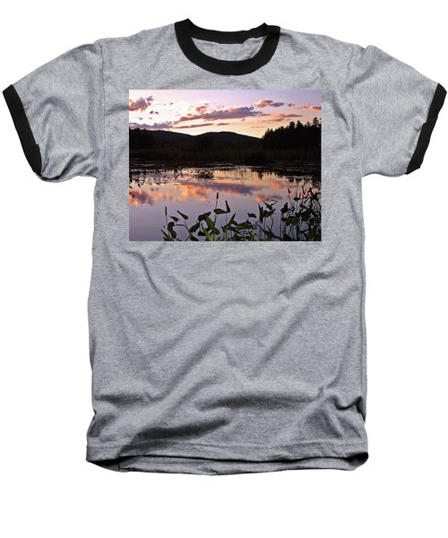 The Poetry Of Twilight Baseball T-Shirt