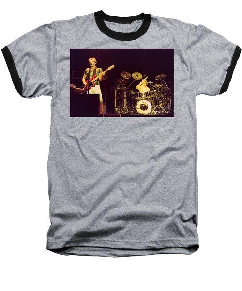 The Police Baseball T-Shirt