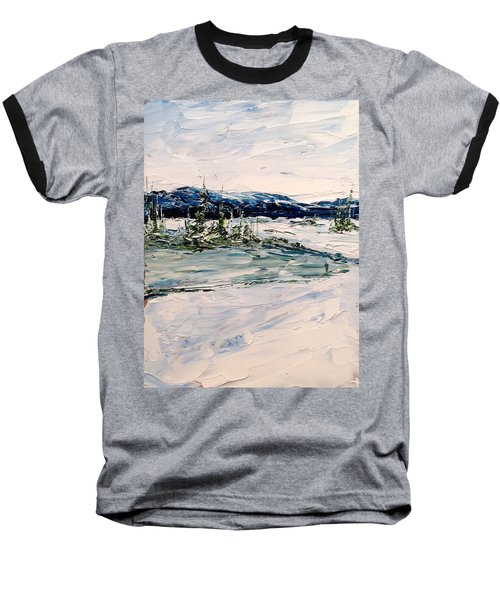 The Pond - Winter Baseball T-Shirt