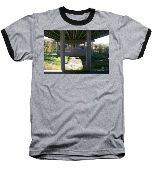 The Portal Baseball T-Shirt