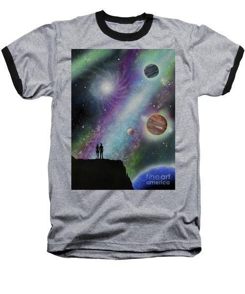 The Possibilities Baseball T-Shirt