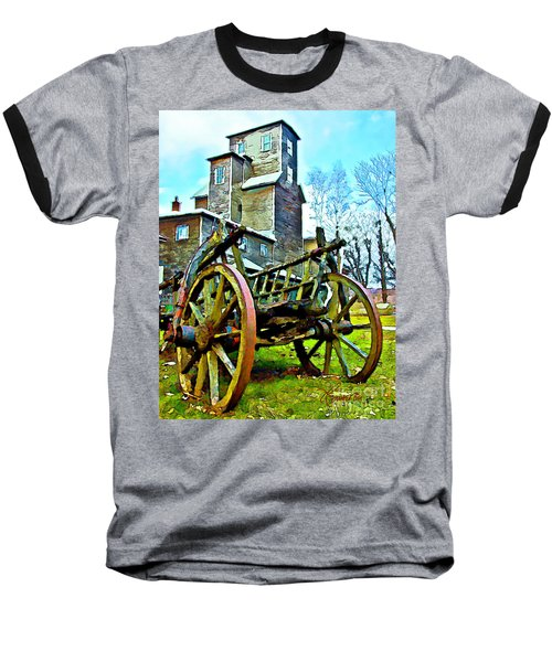 The Pottery - Bennington, Vt Baseball T-Shirt