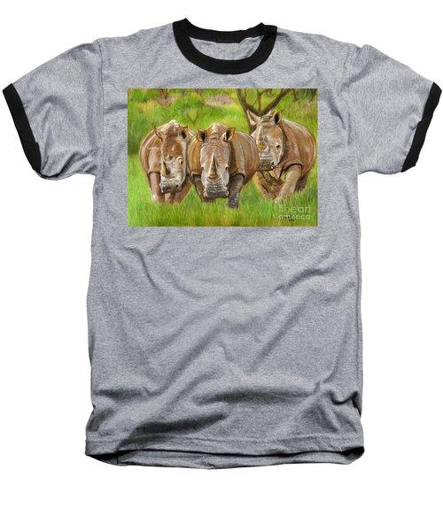 The Power In Three Baseball T-Shirt