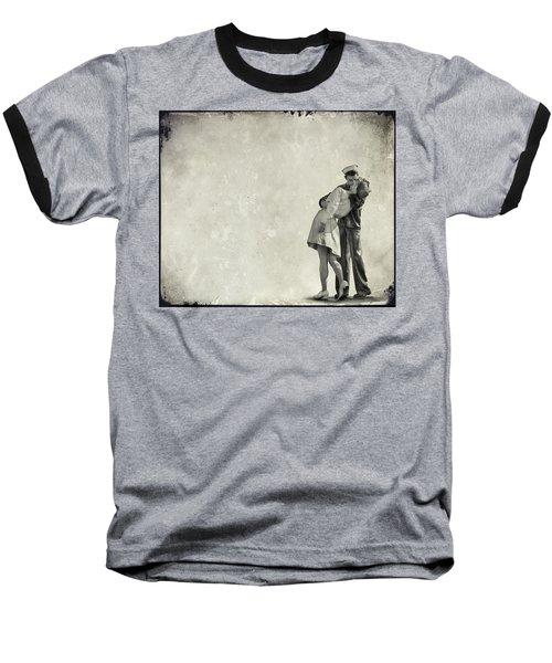 The Power Of A Kiss Baseball T-Shirt