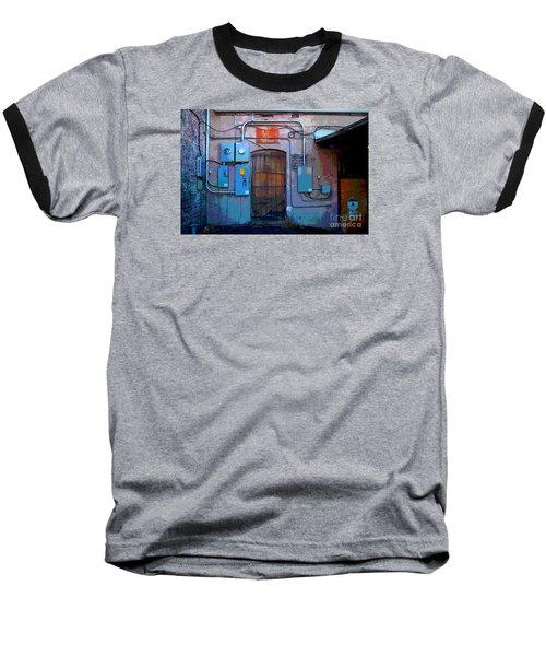 The Power Of City Baseball T-Shirt