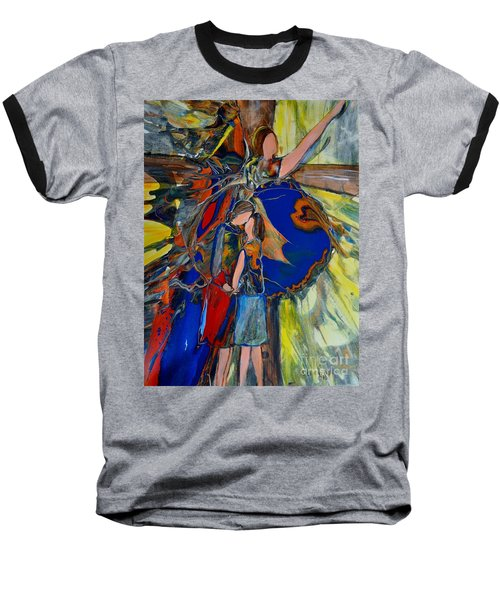 The Power Of Forgiveness Baseball T-Shirt