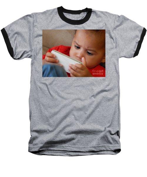 The Power Of Internet Baseball T-Shirt by Beto Machado