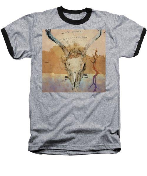 The Power Of Radium Baseball T-Shirt