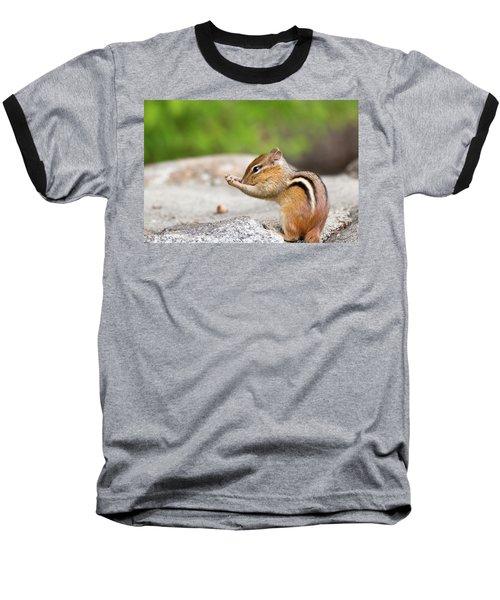The Praying Chipmunk Baseball T-Shirt