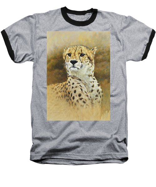 The Prince - Cheetah Baseball T-Shirt