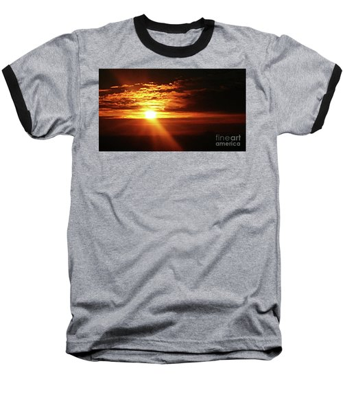 The Promise Baseball T-Shirt by J L Zarek