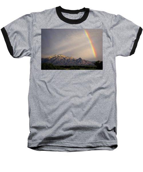 The Promise Baseball T-Shirt by Lucinda Walter