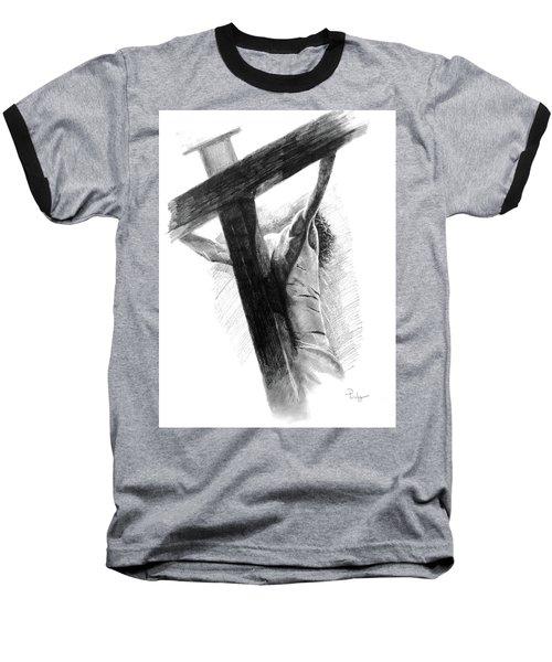 The Promise Baseball T-Shirt by Noe Peralez