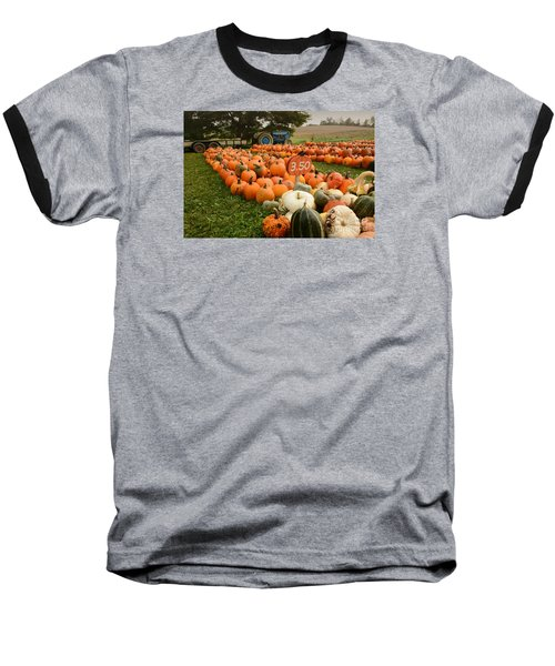 The Pumpkin Farm One Baseball T-Shirt