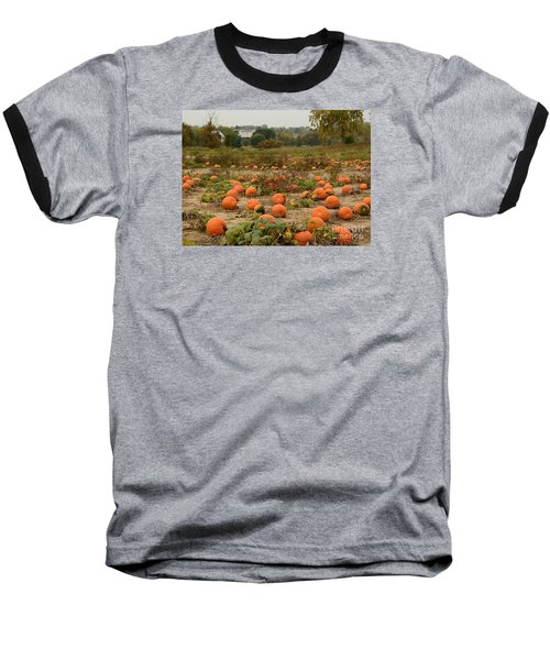 The Pumpkin Farm Two Baseball T-Shirt