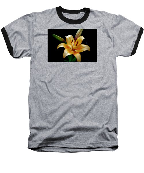 The Queen Lily Baseball T-Shirt