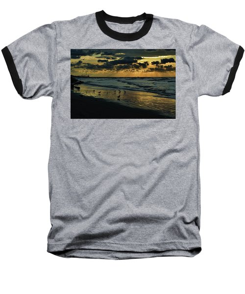 The Quiet In My Soul Baseball T-Shirt