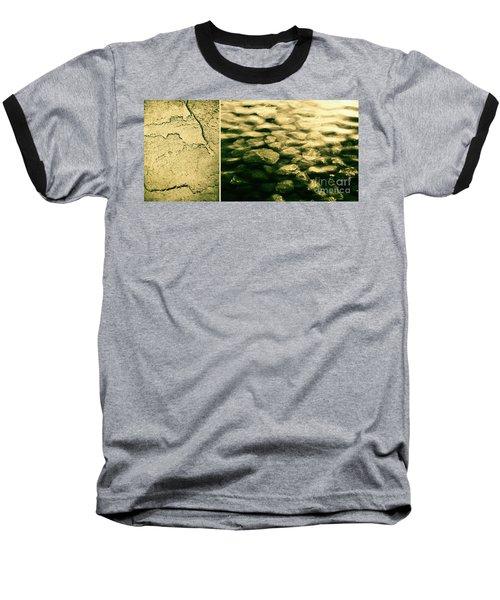 The Quiet Underneath Baseball T-Shirt