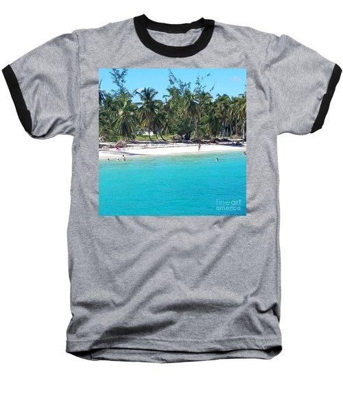 The Quiet Zone Baseball T-Shirt