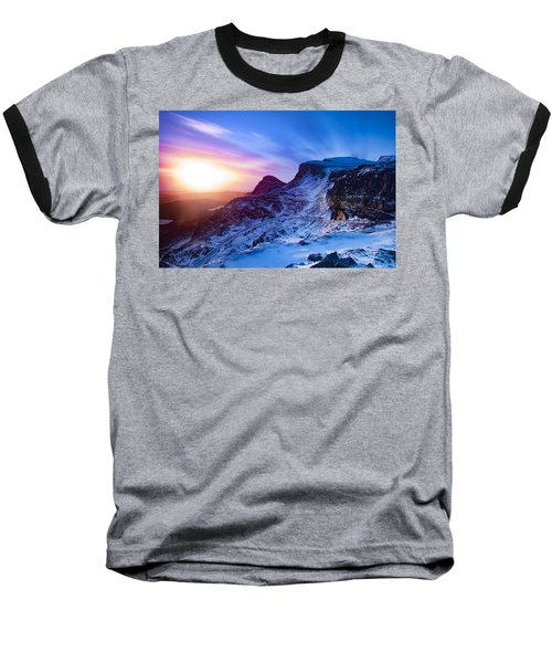 The Quiraing Baseball T-Shirt
