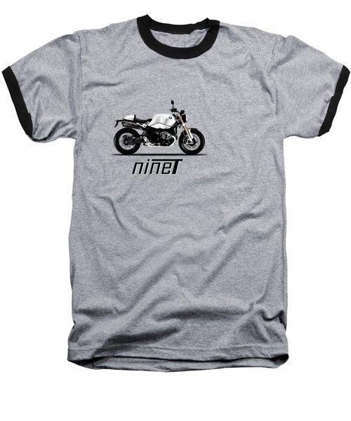 The R Nine T Baseball T-Shirt by Mark Rogan