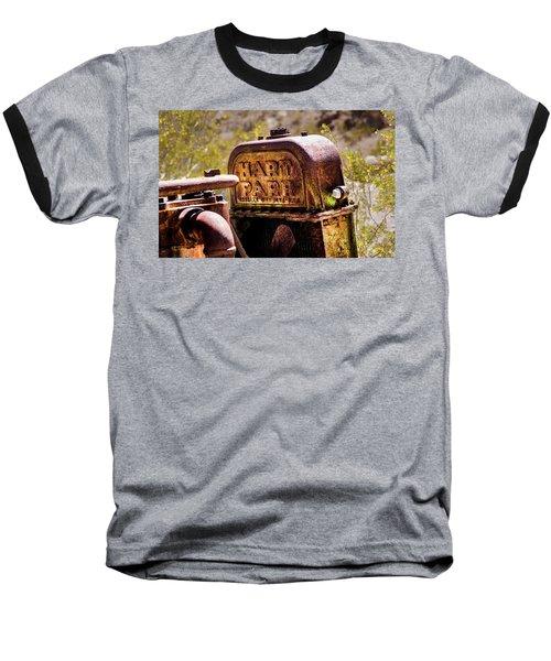 The Radiator Baseball T-Shirt