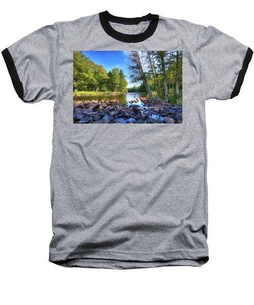 The Raquette River Baseball T-Shirt