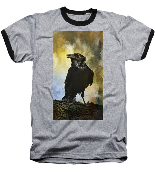 The Raven Baseball T-Shirt