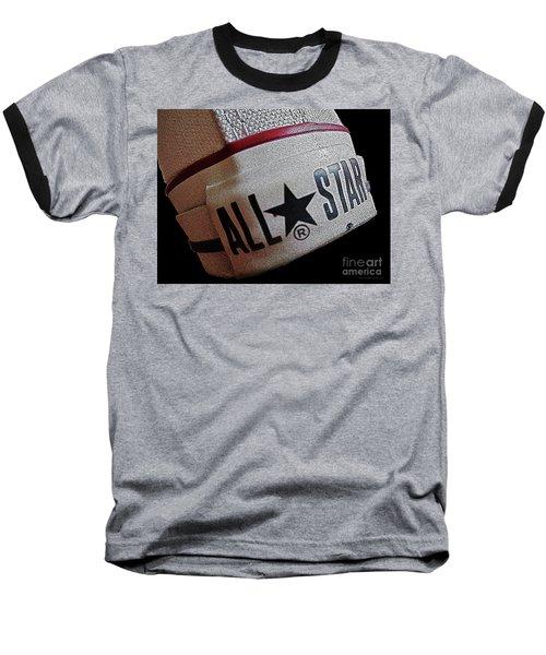 The Converse All Star Rear Label. Baseball T-Shirt