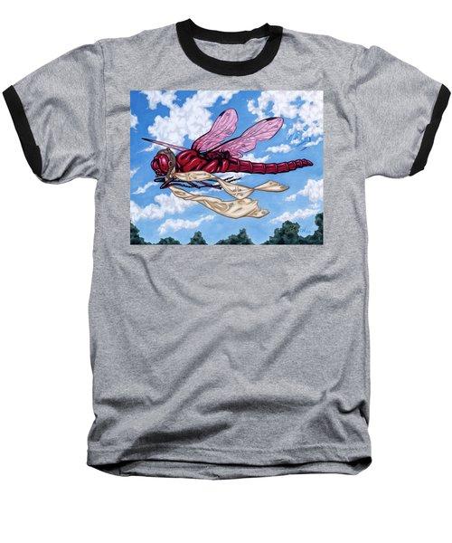 The Red Baron Baseball T-Shirt