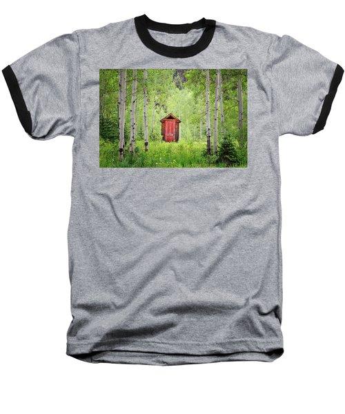 The Red Door  Baseball T-Shirt