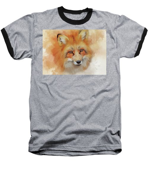 The Red Fox Baseball T-Shirt