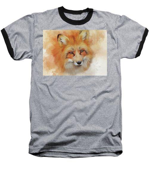 The Red Fox Baseball T-Shirt