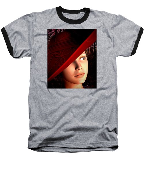 The Red Hat Baseball T-Shirt