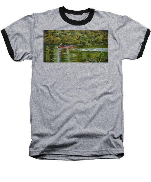 The Red Punt Baseball T-Shirt