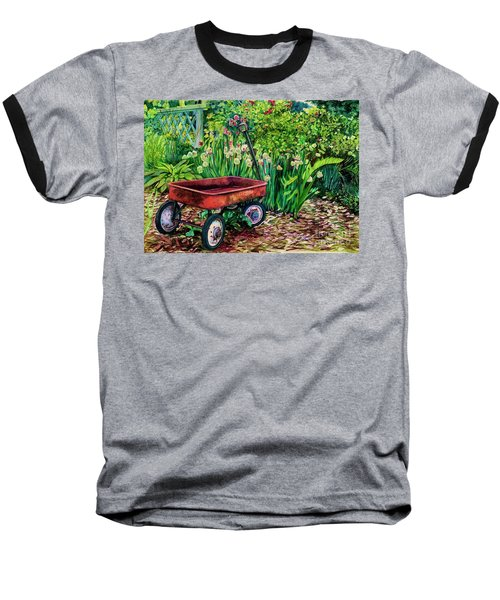 The Red Wagon Baseball T-Shirt