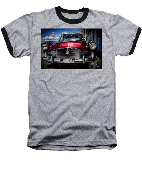 The Red Zephyr Baseball T-Shirt