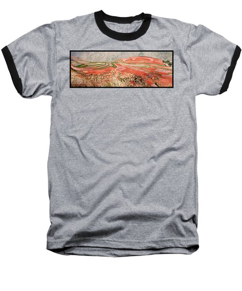 The Redlands, Yunnan, China Baseball T-Shirt