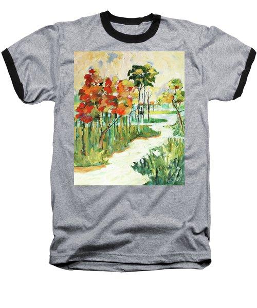 The Redlands2 Baseball T-Shirt
