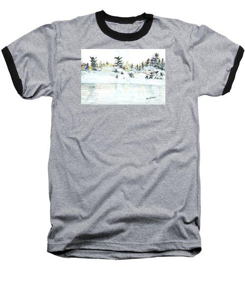 The Reflection Lake Baseball T-Shirt
