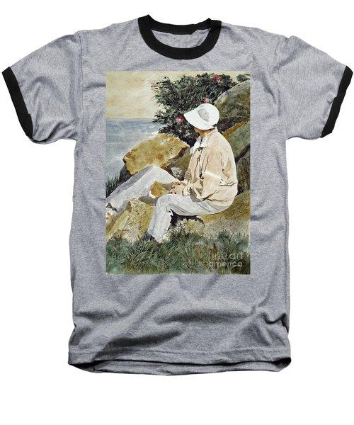 The Respite Baseball T-Shirt