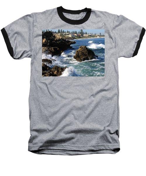 The Restless Sea Baseball T-Shirt