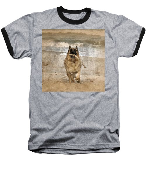 The Retrieve Baseball T-Shirt