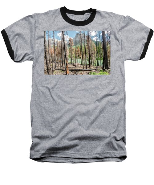 The Revealed View Baseball T-Shirt