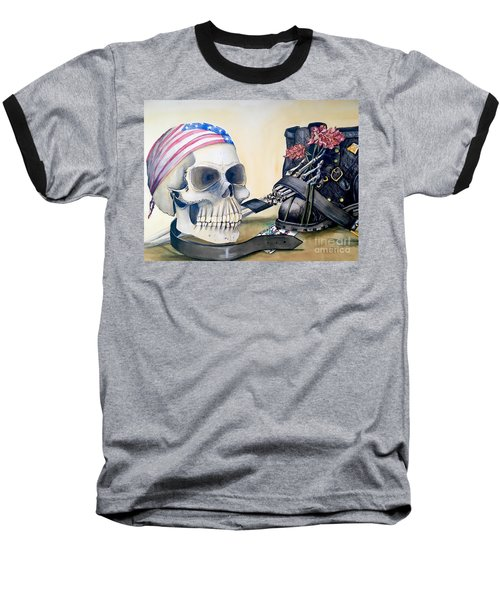 The Rider Baseball T-Shirt