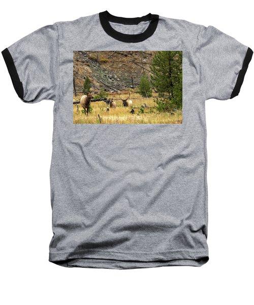 The Right Breeze Baseball T-Shirt
