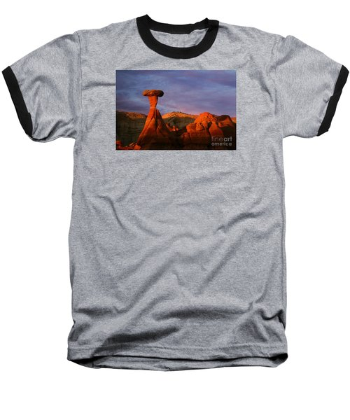 The Rim Rocks Baseball T-Shirt